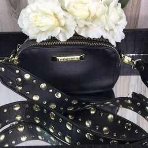 Steve Madden Studded Black Crossbody Bag